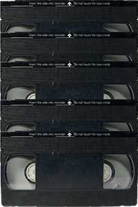video tape, vhs tape, video conversion, dvd